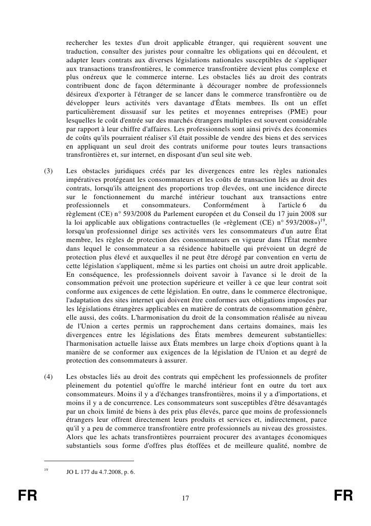 rechercher les textes dun droit applicable étranger, qui requièrent souvent une           traduction, consulter des jurist...