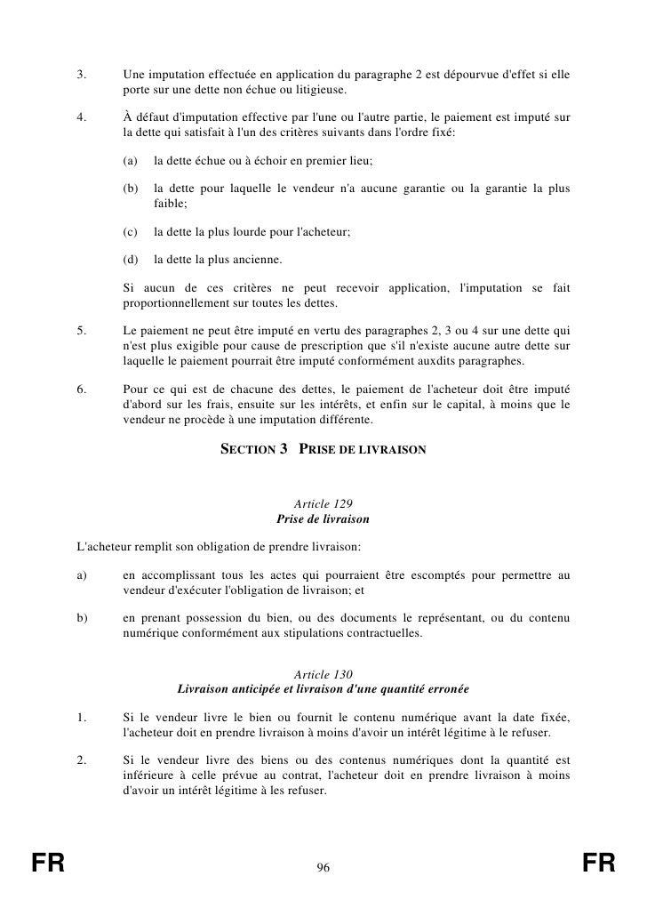 Regulation sales law_fr