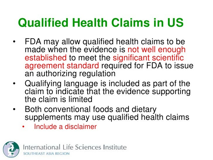 The Fda Lists Dietary Supplements As Foods