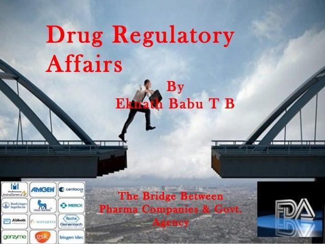 drug regulatory affairs notes pdf