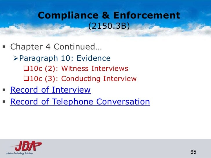 an introduction to the faa enforcement actions Eis is an automated management information system that tracks the faa's enforcement actions on a nationwide basis eis is the faa's primary database for tracking information about.