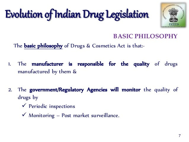 Regulatory bodies checkpoint