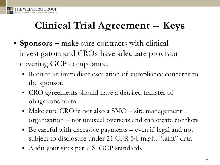 Regulatory Challenges In Executing Clinical Trials Globally