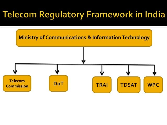 telecommunication sector in india policies Competition policy in telecommunications: the case of india 5 1 introduction over the last decade and a half the indian telecommunication sector has been moving from a government monopoly to a competitive environment this case study describes the main elements of the progress.