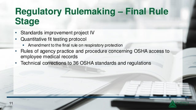 Ehs Regulatory Compliance In 2018 And The Changes That Lie