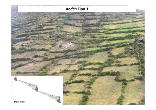Mantenimiento Agrícola En Los Andes Rehabilitación Y Puesta