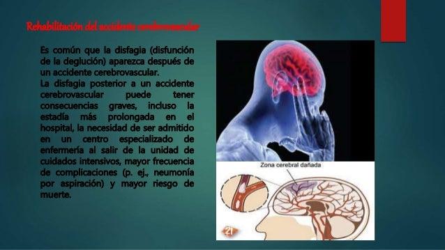 Rehabilitación del accidente cerebrovascular Slide 2