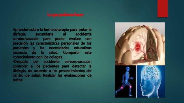 Rehabilitación del accidente cerebrovascular Slide 3
