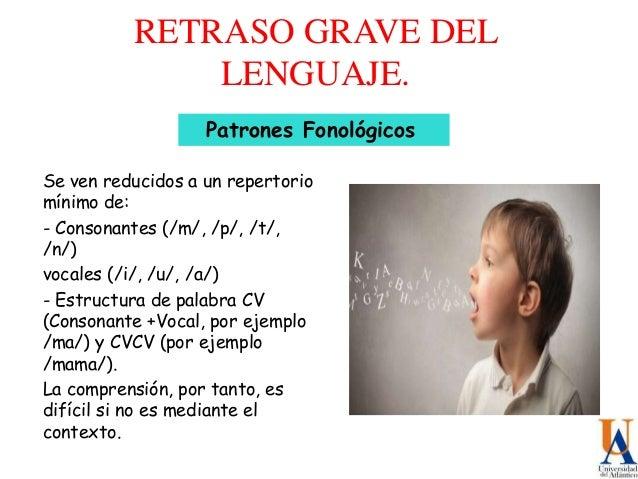 RETRASO DEL LENGUAJE PDF