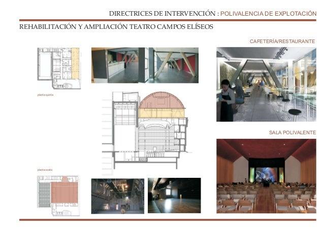 Rehabilitaci n teatro campos el seos - Restaurante teatro campos ...