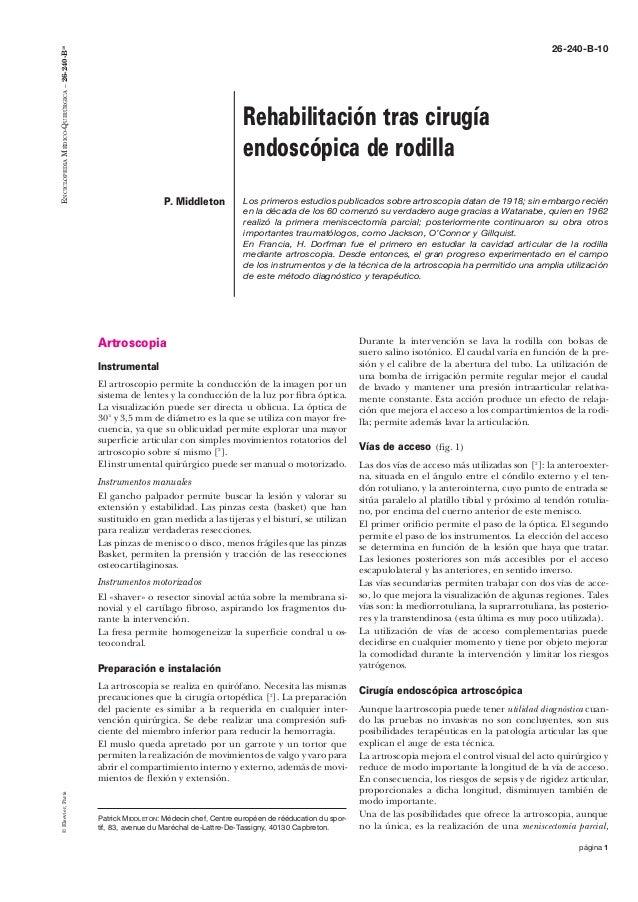 ENCICLOPEDIA MÉDICO-QUIRÚRGICA – 26-240-B10                                                                               ...