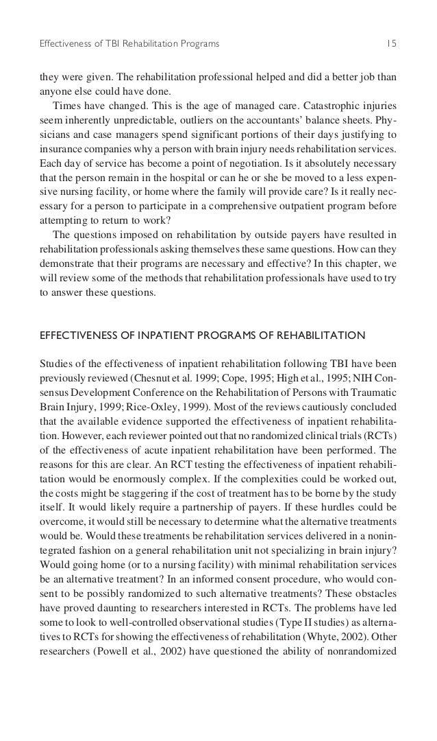 treatment of traumatic brain injury pdf