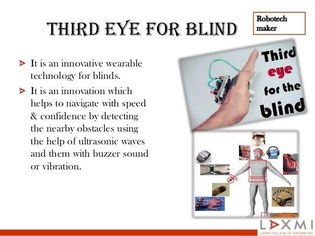 Rehabilitation Of Blindness