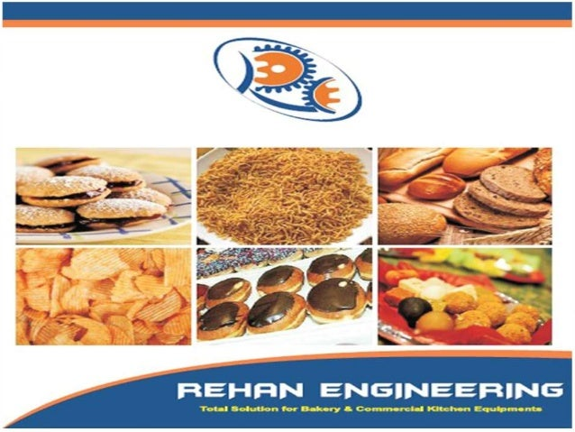 Rehan             EngineeringIntroduction :• Leading Manufacturer of Food Processing  Machines & Snacks Making Machines.• ...