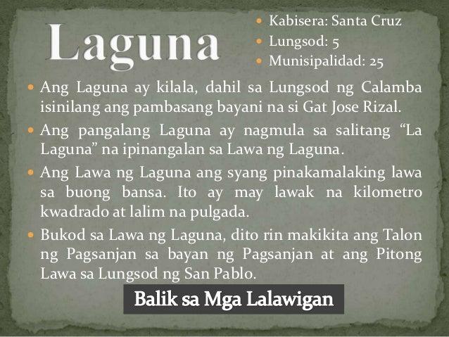 Mga Bayani ng Pilipinas at Ang Kanilang Nagawa