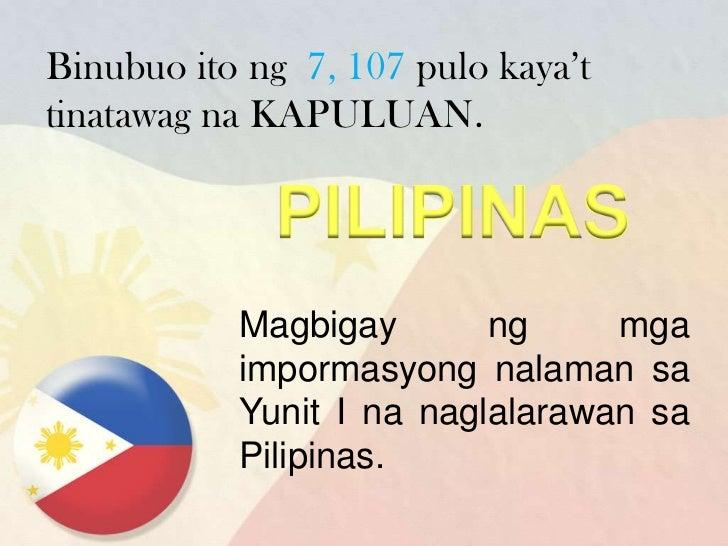 Rehiyon ng Pilipinas Slide 2