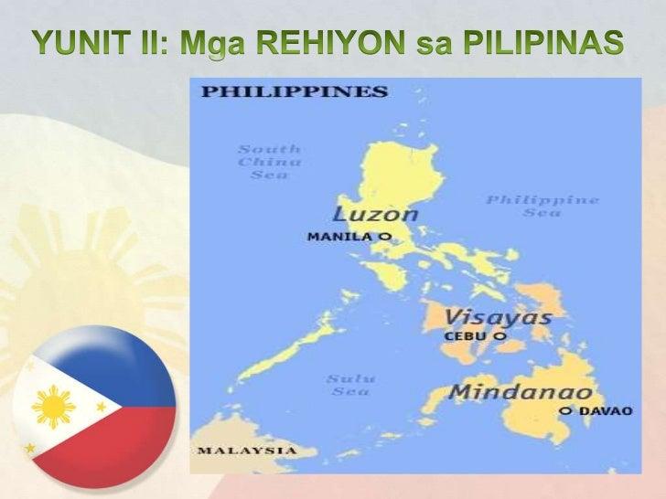 Rehiyon ng Pilipinas Slide 3