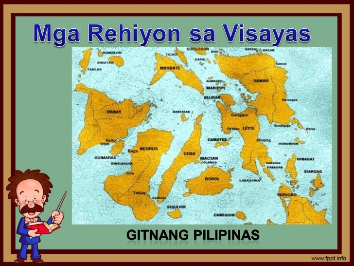 Rehiyon VI -Kanlurang Visayas Slide 2