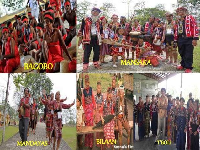 PANINIWALA AT KAUGALIAN  Ang mga Mansaka ay gumagamit ng iba't ibang katawagan sa  pagbubuklod ng kanilang pamilya tulad n...