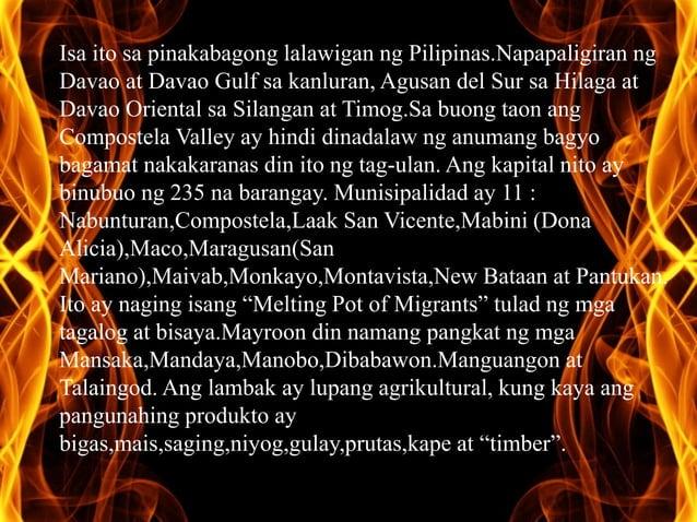 Ang Kapital ng Davao del Sur ay Digos binubuo ng 517 na barangay. 15  ang munisipalidad-  Bansalan,Hagonoy,Padada,Sta.Cruz...