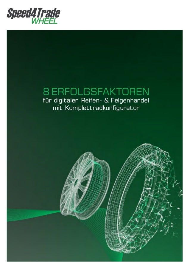 für digitalen Reifen- & Felgenhandel mit Komplettradkonfigurator