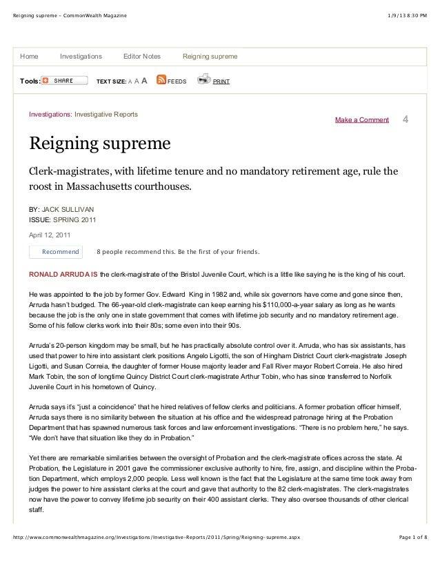 Reigning supreme - CommonWealth Magazine                                                                                  ...