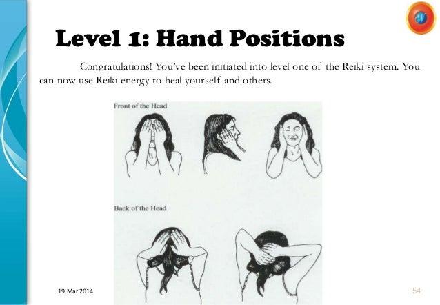 Reiki Level1 Training
