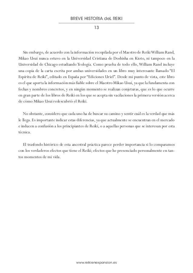 www.reikienexpansion.es Sin embargo,de acuerdo con la información recopilada por el Maestro de ReikiWilliam Rand, Mikao Us...