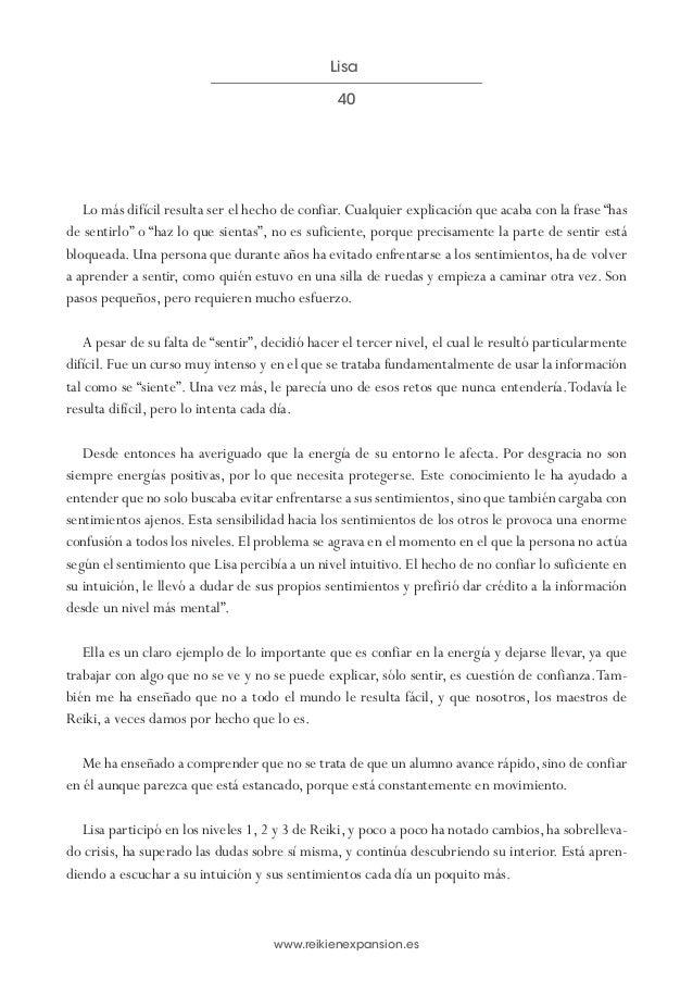 """www.reikienexpansion.es Lo más difícil resulta ser el hecho de confiar. Cualquier explicación que acaba con la frase """"has ..."""
