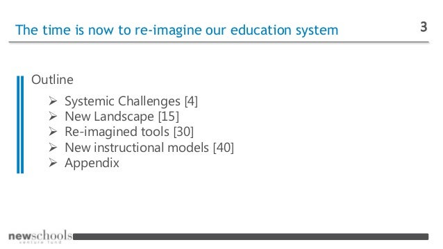 ReimaginED: The Future of K12 Education Slide 3