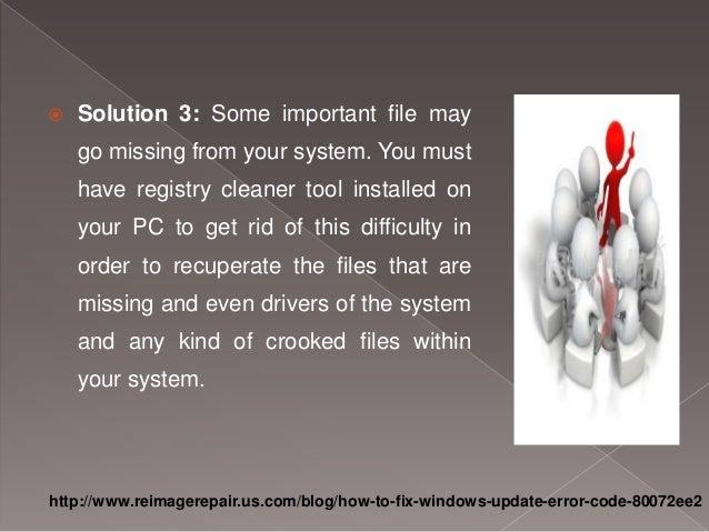 Event name windowsupdatefailure 80072ee2 system center update publisher 2011 and windows server 2012