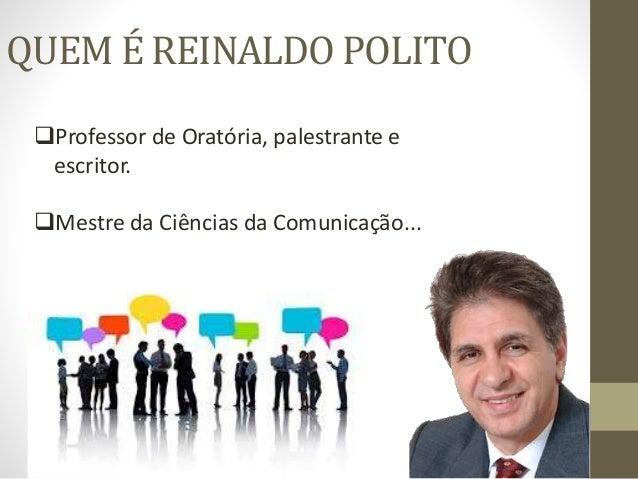 Reinaldo Polito Slide 2