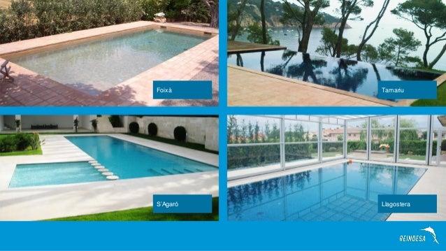 Empresas de piscinas en barcelona reindesa construccion for Empresas construccion piscinas