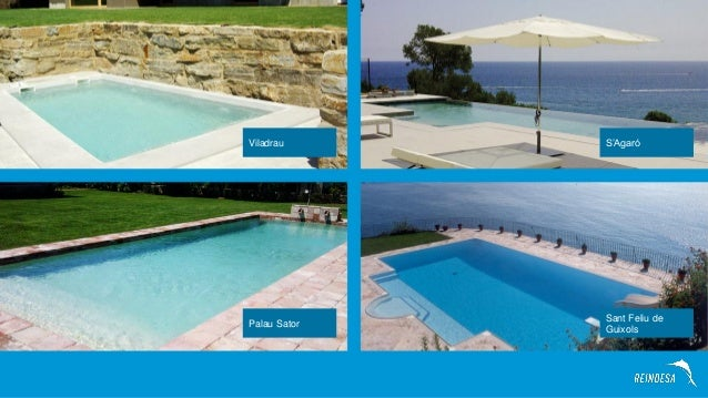 Empresas de piscinas en barcelona reindesa construccion for Empresas de piscinas