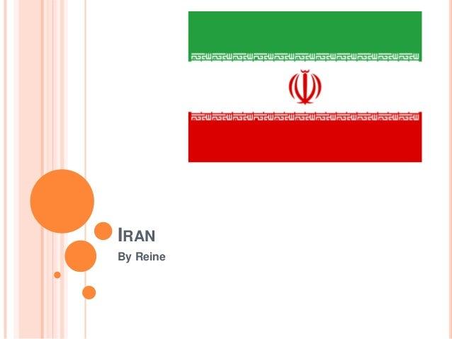 IRAN By Reine