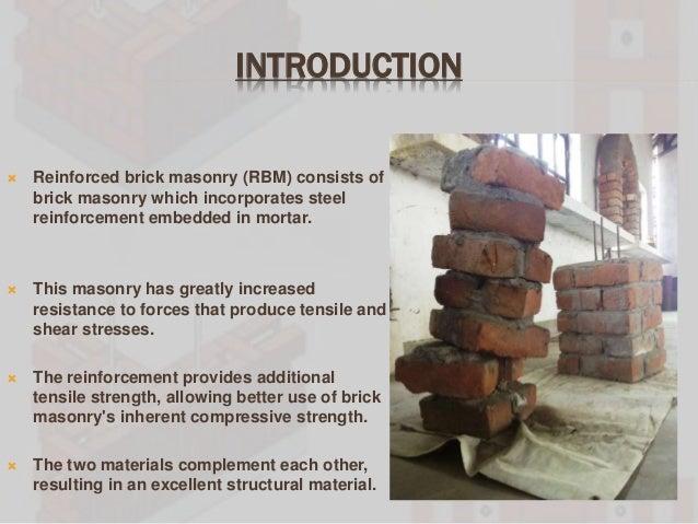 application of bricks