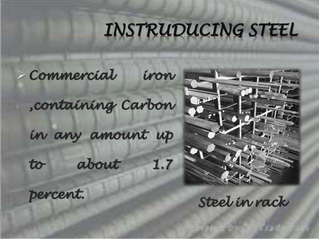 Plain Carbon Steel Slab : Reinforcement bar