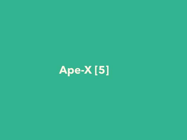 Ape-X [5]