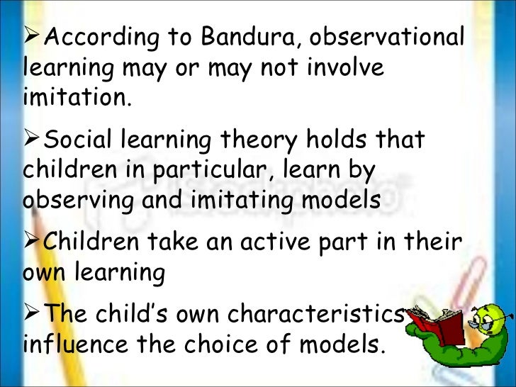 theories reinforcement and children The reinforcement theory is one of the oldest theories of  applied in different  studies such as: training of animals, growing up the child, also.