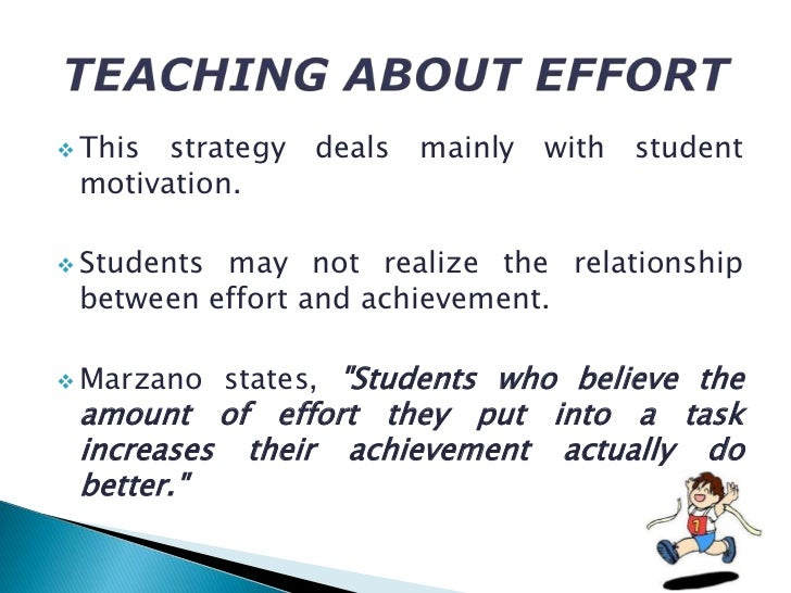 relationship between motivation and student achievement