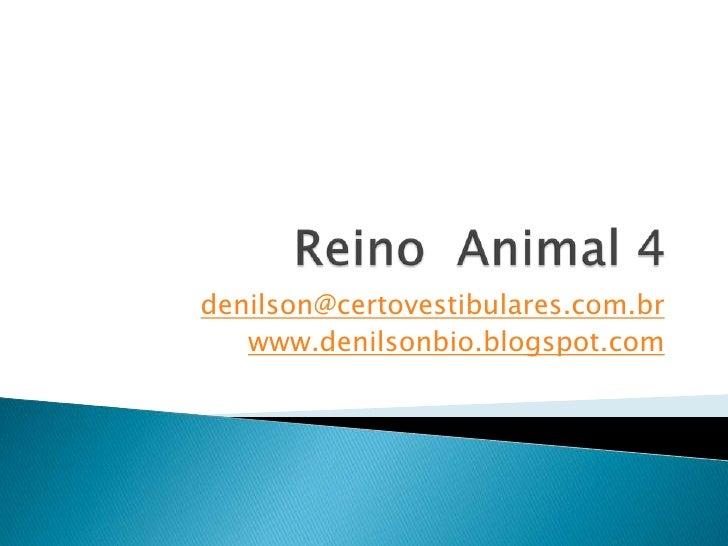 denilson@certovestibulares.com.br   www.denilsonbio.blogspot.com