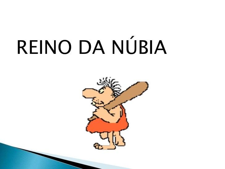 REINO DA NÚBIA<br />