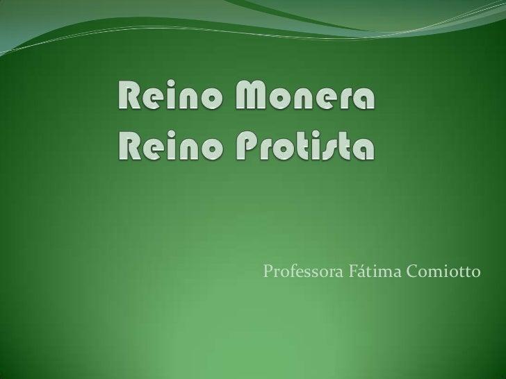 Professora Fátima Comiotto