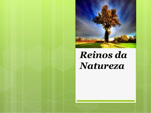 Reinos da Natureza