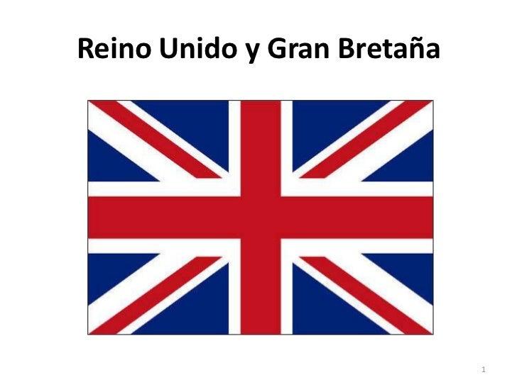 Reino Unido Y Gran Bretaña Diferencias