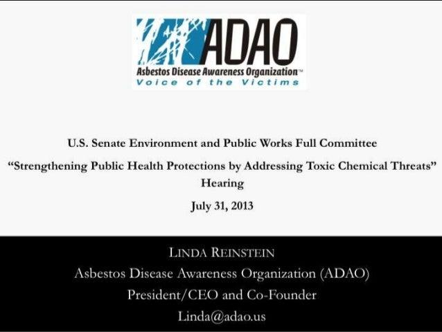 Reinstein 9/20/2012 Linda@adao.us