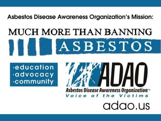 """Reinstein, """"Asbestos: From Magic Mineral to Killer Dust"""" Izmir, Turkey Slide 2"""
