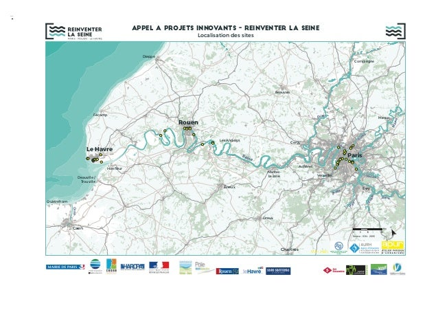 I Caen Chartres Dieppe Deauville / Trouville Évreux Dreux Honfleur Les Andelys Mantes- la-Jolie Fécamp Versailles Beauvais...