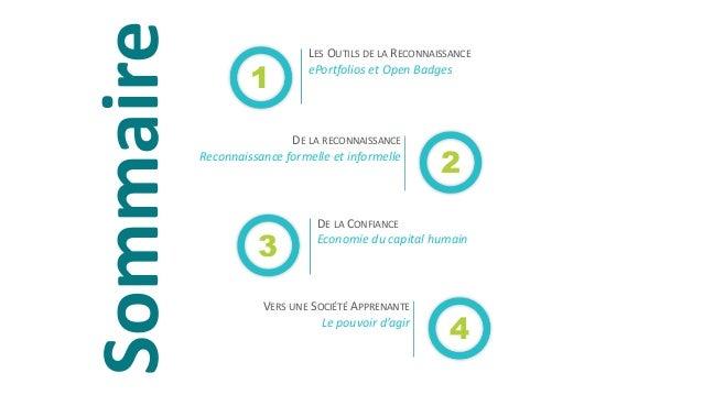 Réinventer le ePortfolio avec les Open Badges ? Les outils de la reconnaissance Slide 2