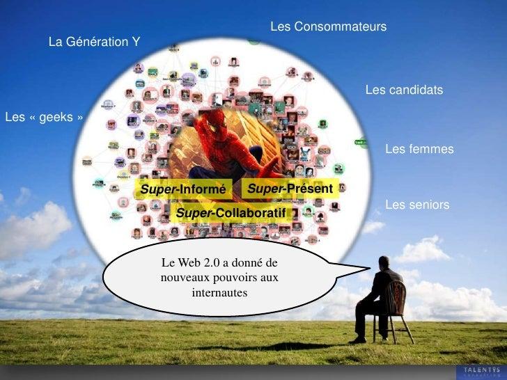 Reinventer les RH grace au Web 2.0 Slide 2